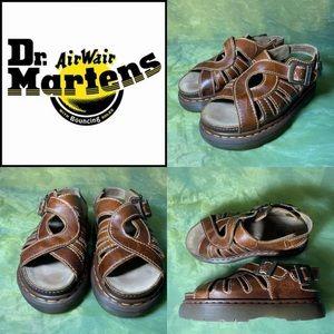 Dr. Martens Airwair Leather Sandals